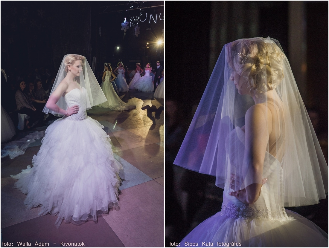 Anita menyasszonyi fátyol