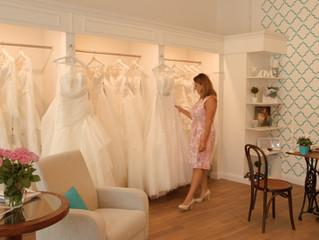 Menyasszony vagy? Hasznos tanácsok az első ruhapróbához