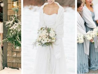 Téli esküvő? Légy különleges menyasszony!