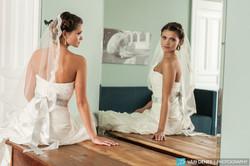 Maja menyasszonyi fátyol
