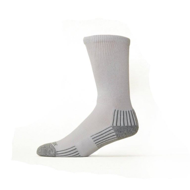 f73fe40c41876 XL Diabetic Crew l Best Bamboo Socks