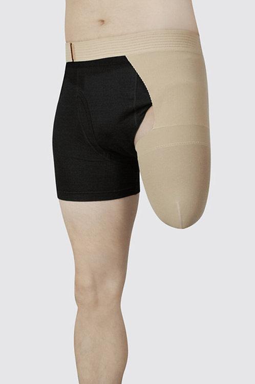 Above knee stump shrinker