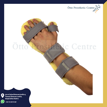 Wrist Hand Splint with Soft Padding