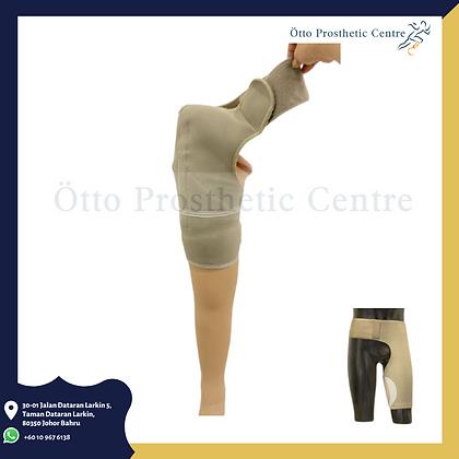 Transfemoral Prosthesis Suspension Belt
