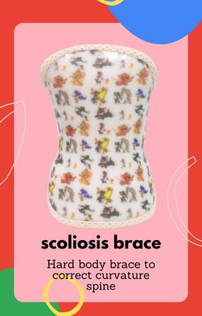 Pediatric Scoliosis Brace