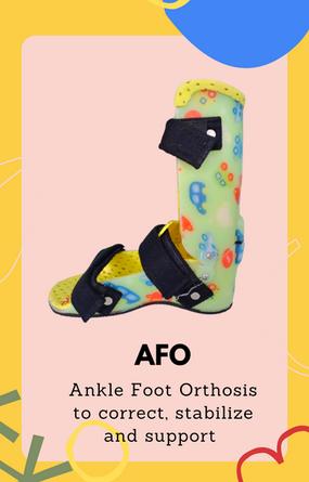 Pediatric AFO