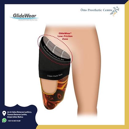 GlideWear Above-Knee Amputee Prosthetic Brim Sheath