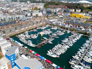 Another successful year for the Barclays Jersey Boat Show