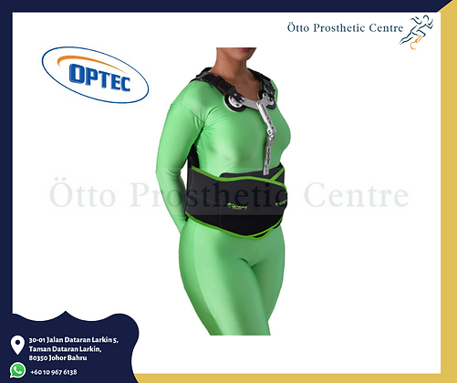 OPTEC Venum Hybrid (TLSO) Body Brace