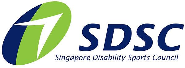 Singapore Disability Sports Council Logo