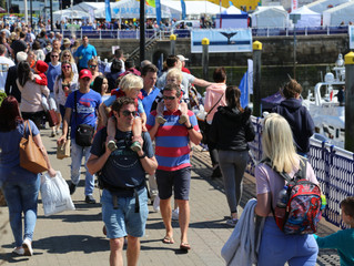 Barclays Jersey Boat Show Celebrates its 10th Birthday – and everyone's invited!