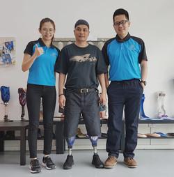 Customized Prosthesis Johor, Malaysia