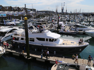 10th Anniversary Barclays Jersey Boat Show Launches for 2017