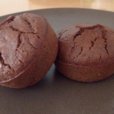 Muffins au chocolat sans oeuf