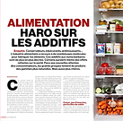 Enquête et interviews sur les additifs alimentaires