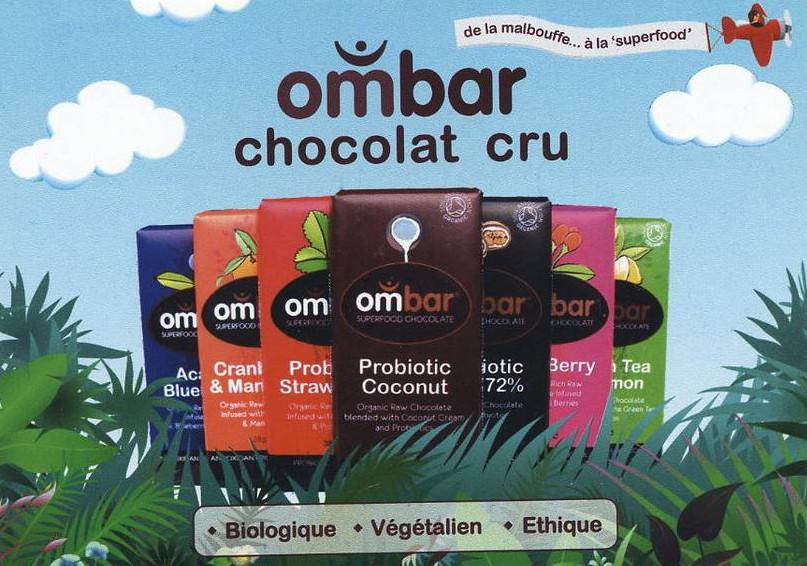 Chocolat OMBAR