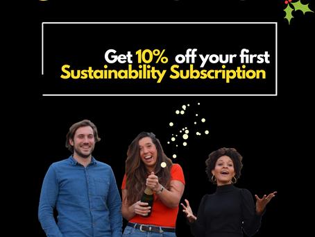 Subscription consultancy!