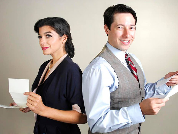 Publicity Image for She Loves Me -The Barn Theatre