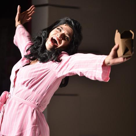 Jenn Bedell as Amalia Balash - She Loves Me