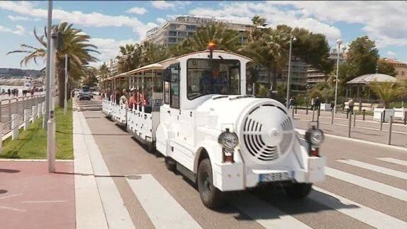 Train électrique de Nice