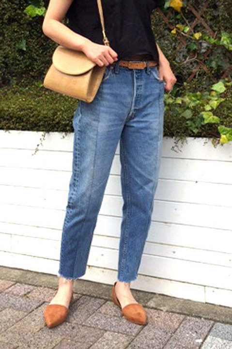 Kidole.(Denim Pants)