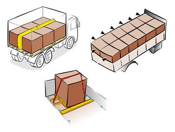 Кріплення вантажу або не просте просте завдання?
