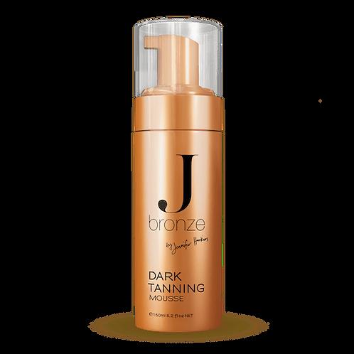 Jbronze Dark Tanning Mousse 150ml