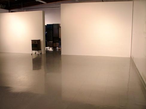 Galerie d'art R3 (UQTR), Trois-Rivières (Québec). 2006