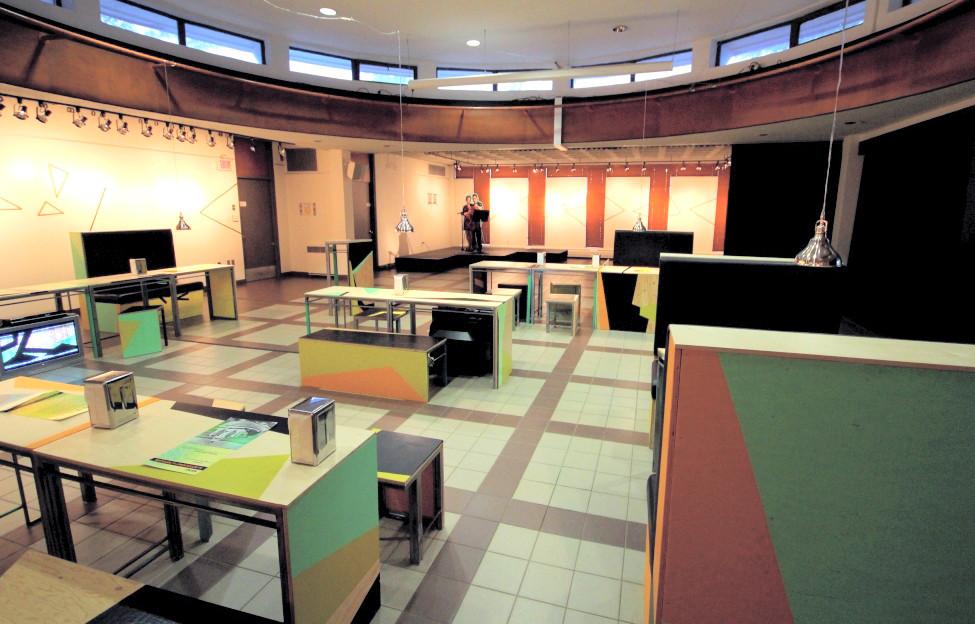 Centre culturel Pauline-Julien – Trois-Rivières (Cap-de-la-Madeleine) 2016 – En duo avec Fontaine Leriche.