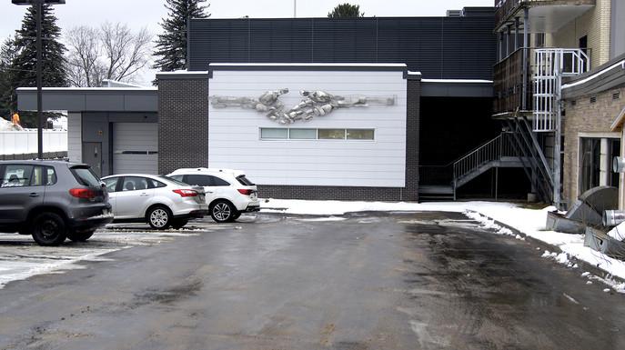Centre de services du Haut-Saint-Maurice (Hôpital de La Tuque). 2019