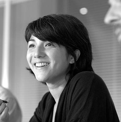 Smiling Black & White