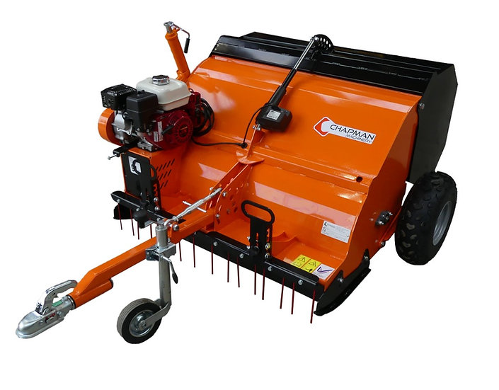 PC120 Paddock Cleaner