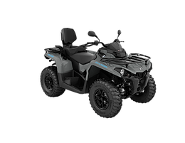 Outlander MAX 450 DPS T T3b - over 60km/h