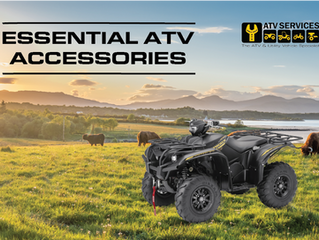 Essential ATV Accessories