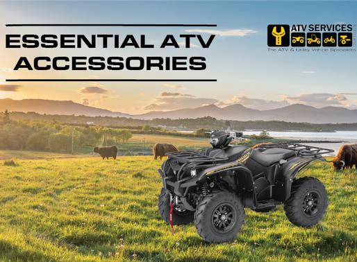 Essential ATV Accessories