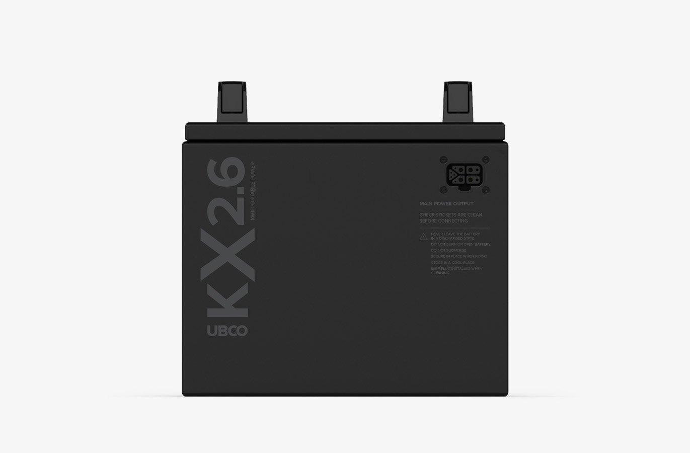 KX2.6 POWER SUPPLY
