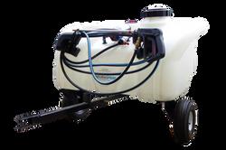 60/90 Litre Towed Garden Trailed Sprayer