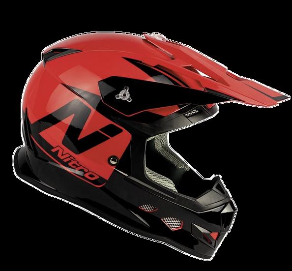 Nitro MX700 Off Road Helmet Adult