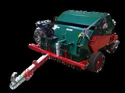 MTX120E Paddock Cleaner