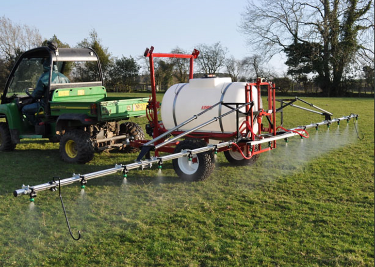 Logic Trailed 4X4 UTV ATV Sprayer 600 litre