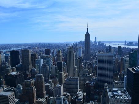 J'ai (enfin) vu New York