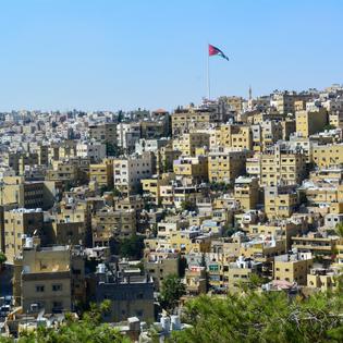 12 jours en Jordanie : l'itinéraire