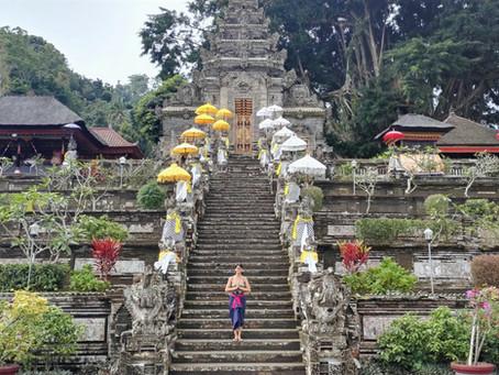 Donner une autre chance à Bali...