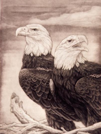 Double Eagle by Dennis Curry