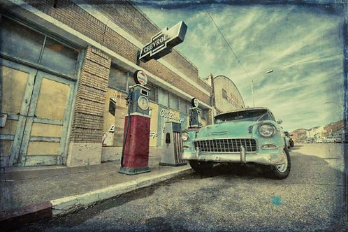Vintage Vantage