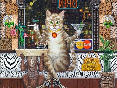 Enchantment at the Oingo Boingo Klub by Bill W. Dodge