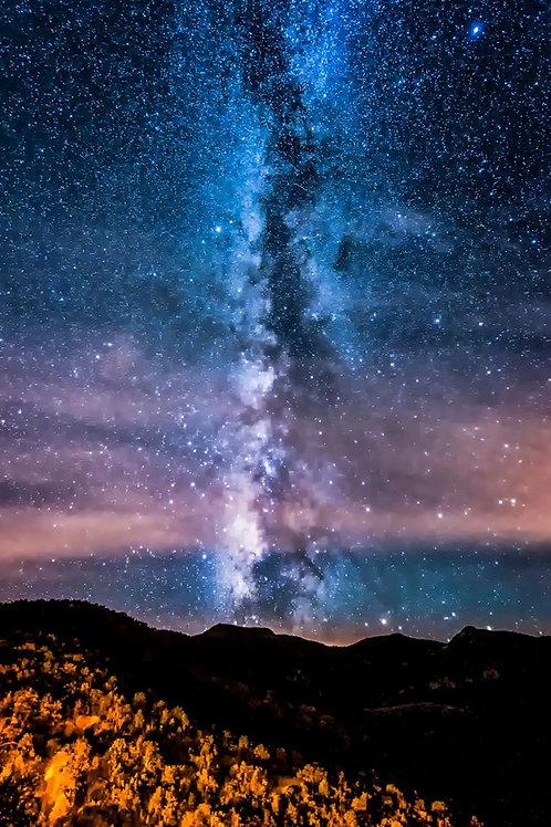 Milky Way Mule Pass