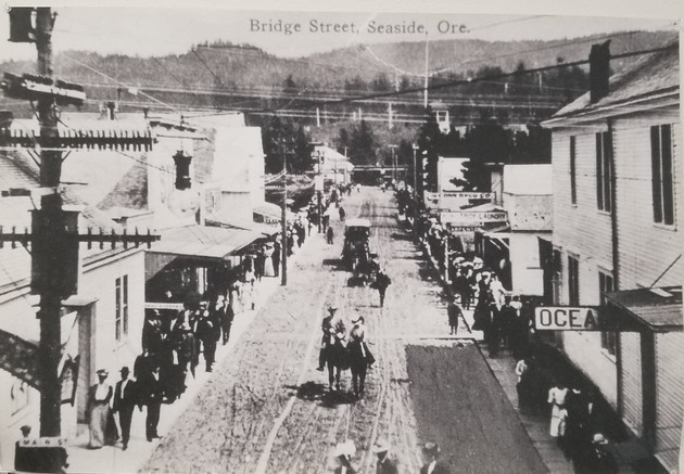 Bridge Street aka Broadway St