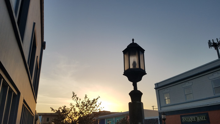 Iconic Seaside Lantern