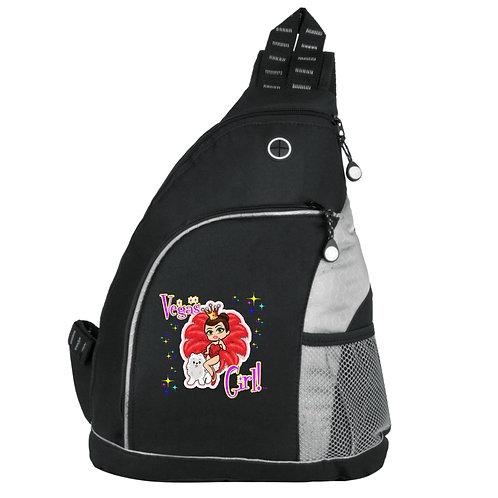 Vegas Girl!® messenger bag